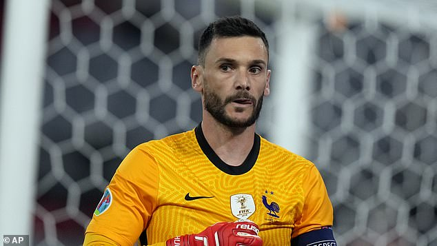 Hugo Lloris captained France to glory at the World Cup three years ago and plays crucial role