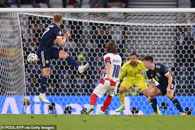 Despite Modric's brilliant goal, Souness said Scotland could've dealt with the danger earlier