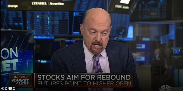 During Tuesday's sell-off, CNBC host Jim Cramer announced that he had sold 'nearly all' of his Bitcoin, citing the China crackdown and fears of greater U.S. regulation