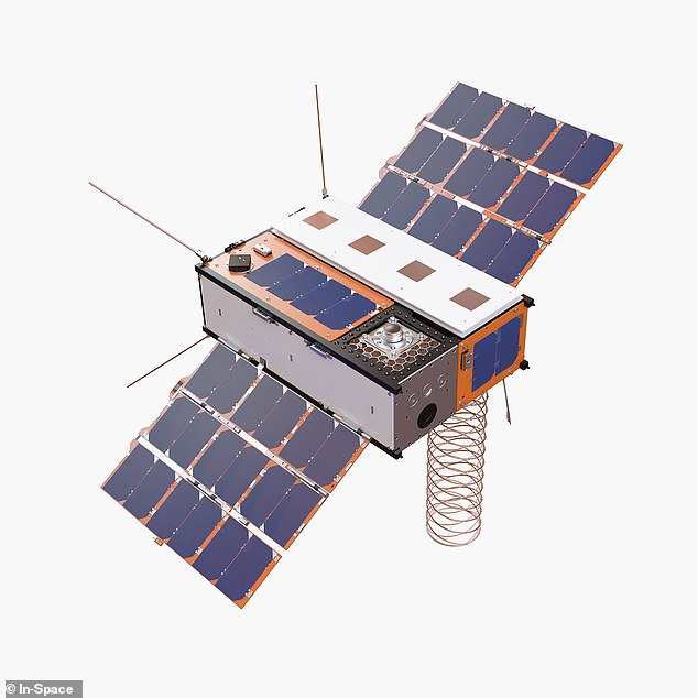 Other payloads on the Faraday Phoenix mission include the Babel payload - a future digital, uploadable payload offering within the Faraday service