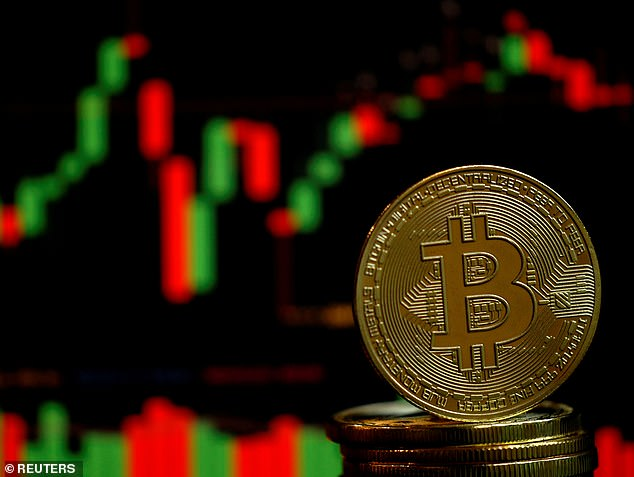 The founders of a South African cryptocurrency exchange have reportedly disappeared with nearly $3.6billion in Bitcoin after telling investors they were hacked in April. Bloomberg reported that a Cape Town law firm says it cannot locate Ameer and Raees Cajee, the founders of Africrypt - one of the country's largest cryptocurrency exchanges [Stock image]