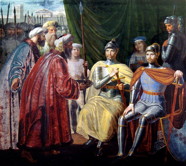 The Islamic Kingdom ruled the island of Sicily from 831 to 1091, with Palermo being a major cultural and political center of the Muslim world
