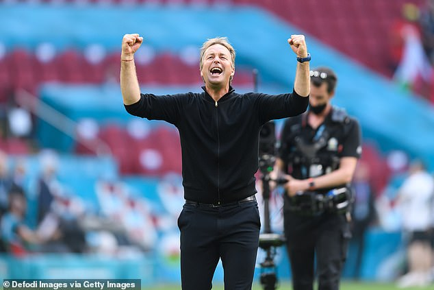 Euro 2020: Kasper Hjulmand admits love shown to Christian Eriksen has given  Denmark WINGS - Saty Obchod News