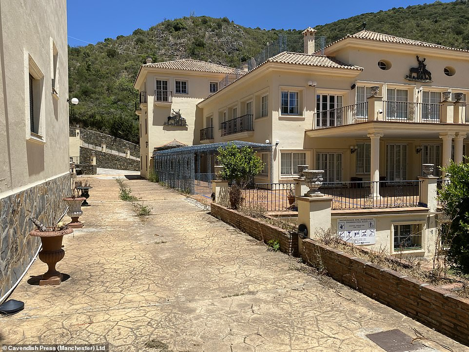 Locals have blamed the hotel's ongoing closure in part on Spain remaining on the UK Government's Amber List of travel destinations. Spain reported 4,924 new coronavirus cases on Friday and 13 deaths