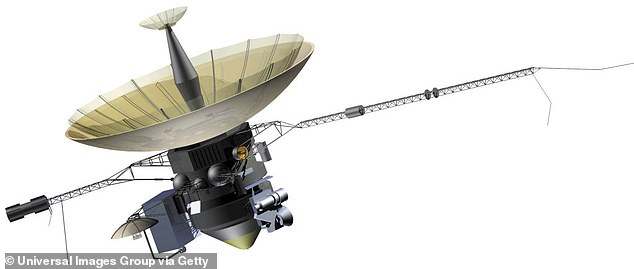 Researchers used temperature and pressure data taken from the Galileo Atmospheric Entry Probe (pictured).Galileo became the became first spacecraft to orbit Jupiter in 1995