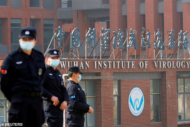 China and the lab's most famous researcher, Shi Zhengli, known as Bat Woman, have repeatedly denied that anyone from the facility became ill with Covid-19