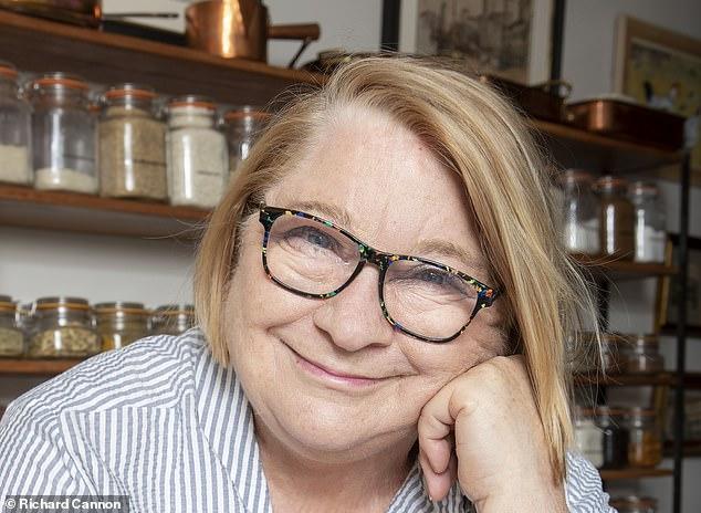 Television chef Rosemary Shrager is the kind of person who usually springs out of bed as soon as she wakes up. But until recently this has been a struggle — though not for lack of energy and enthusiasm