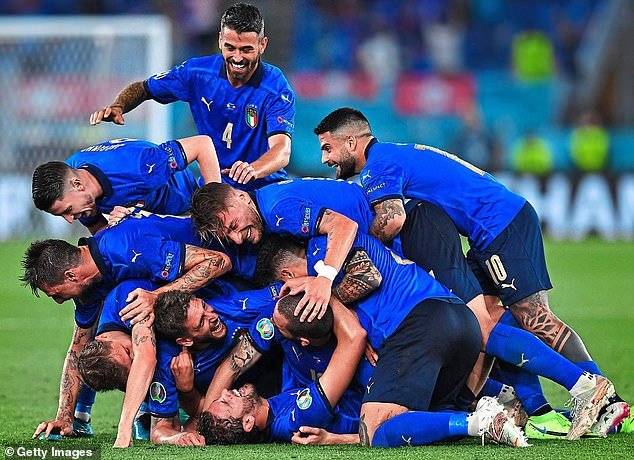 Italy have been one of the most impressive teams in the tournament so far this summer