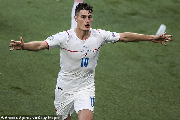 Schick has been outstanding for the Czech Republic and come up with key goals for the team