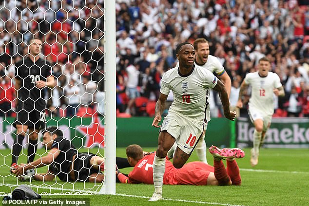 England are one of the last eight teams remaining in a thrilling European Championship