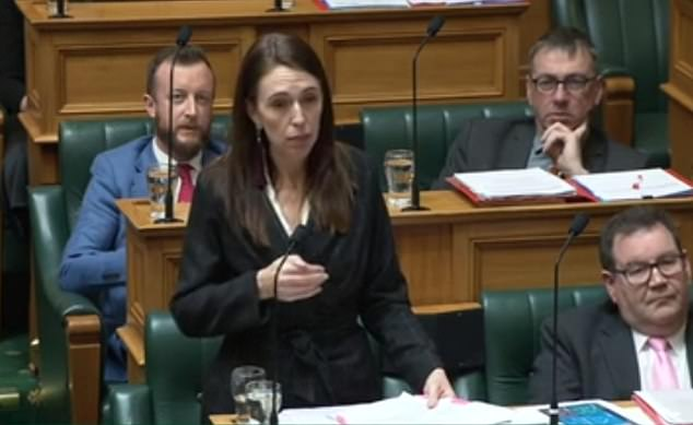 The New Zealand government, led by Ms Ardern, plans to include religious groups and LBGTQI communities in strengthened hate speech legislation - but not 'Karens'