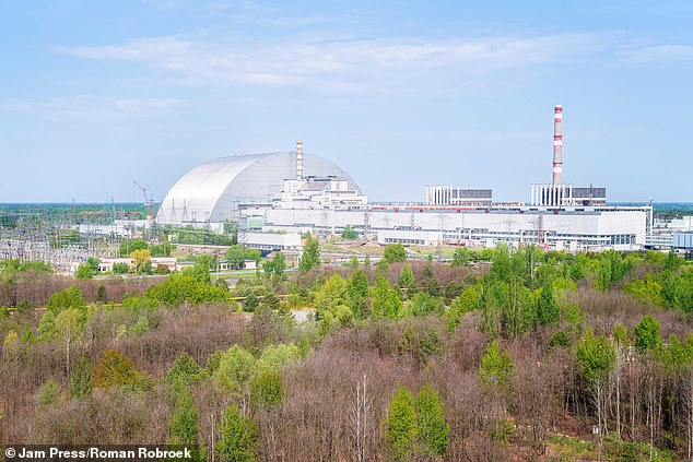 The hauntingChernobyl Nuclear Power Plant, that blew up in 1986 and may have killed 200,000 people since