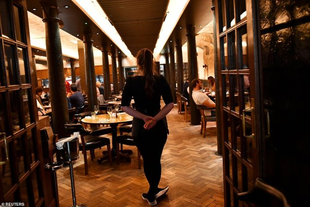 The steakhouse and cocktail bar Hawksmoor has received 25 test and trace notifications within four weeks of reopening. Staff are testing three times a week and only one has reported a positive result