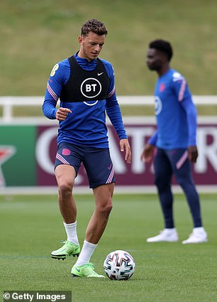England and Brighton defender White