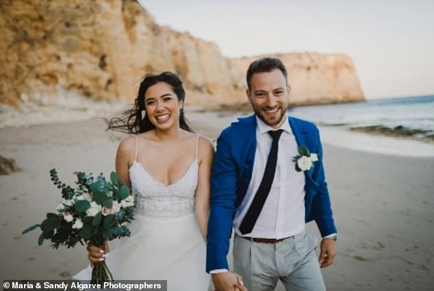 The counsellor said that Caroline realised she had made the wrong choice in marrying Anagnostopoulos and was looking for a way out of the relationship