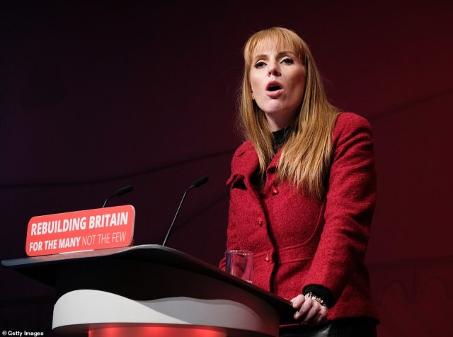 Allies of Angela Rayner have been laying the groundwork for her to launch a leadership challenge against Sir Keir Starmer if Labour lose today's crunch Batley and Spen by-election