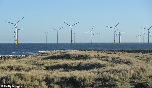The green bonds scheme will allow people to invest in new solar power initiatives and wind farms.
