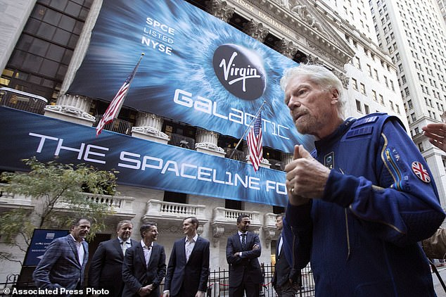 Last week, Virgin Galactic got the Federal Aviation Administration's OK to start launching customers