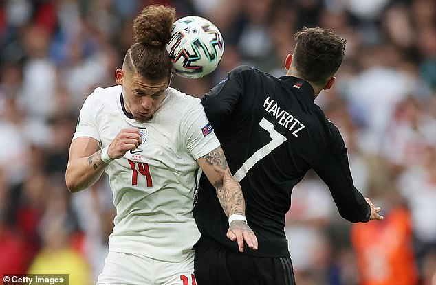 Kalvin Phillips was a constant menace in midfield and has been integral for England