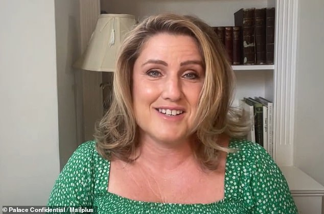 The Mail's royal editor Rebecca English says the reason that the event was paired down was blamed on Covid protocols, but the real reason was that the princes wanted to avoid the limelight