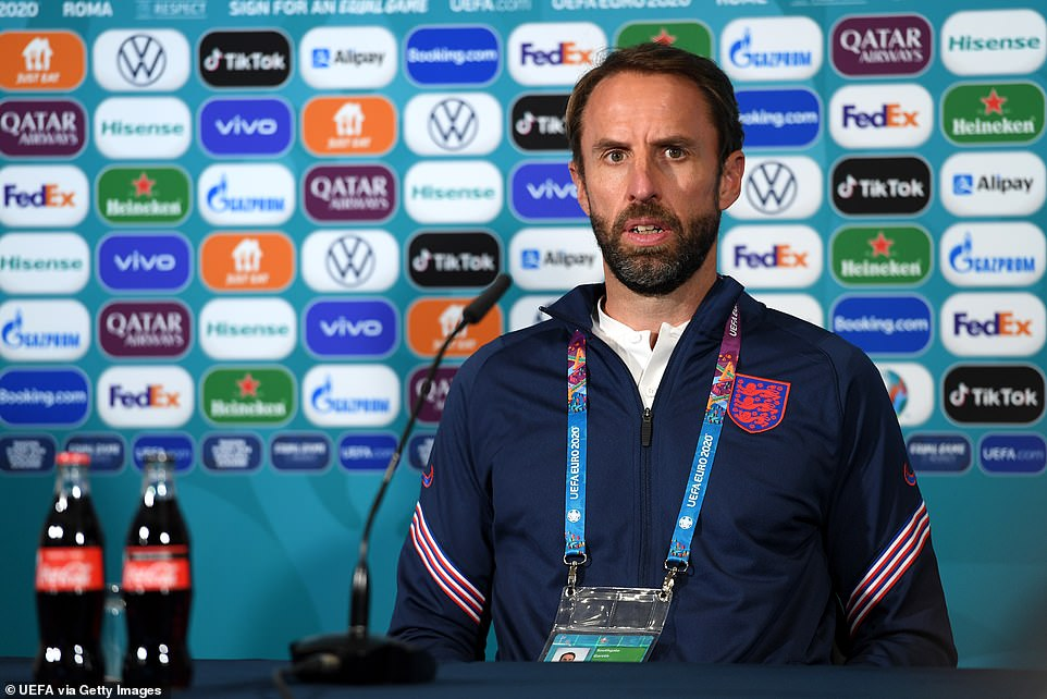 How splendid to see the manager, Gareth Southgate, an impressively articulate, decent and patriotic man, redeemed after his penalty agony against the Germans a quarter of a century ago