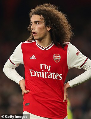 Matteo Guendouzi is set to join Marseille as well on a loan deal with an option to buy