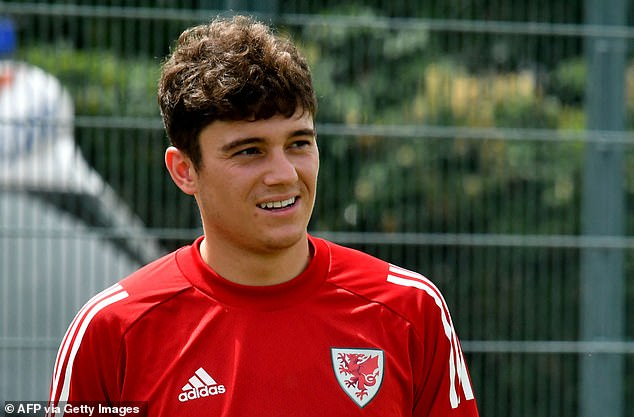 Brighton are eyeing a transfer swoop for EuroJournal winger Daniel James (above)