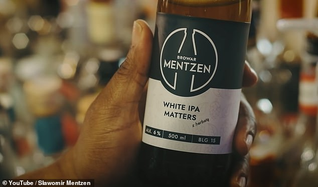 White IPAs are light-tasting ales generally marketed at people who don't like the taste of beer
