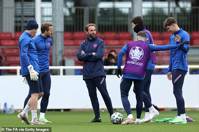 Gareth Southgate has been blessed with a number of quality options all across the pitch