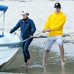 Police taking no action over Natalie Portman and Sacha Baron Cohen's lockdown boat ride 💥👩💥