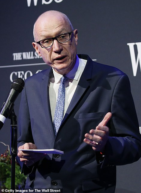 Robert Thomson, chief executive of News Corp, is also among this years' invitees