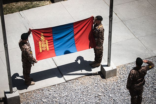 The 3rd Batallion Royal Scots led the Kabul Security Force (KSF) until late last month
