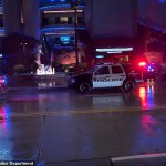 Two people are dead, including gunman, and woman is injured after shooting at aquarium in Houston 💥😭😭💥