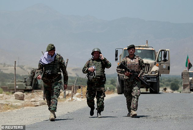 Afghanistan's fate now hangs in the balance with the Taliban taking vast swathes of countryside as government forces retreat to cities in anticipation of a major offensive
