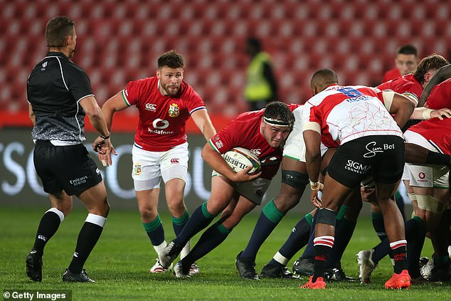 Besieged Lions won't abandon their mission without a fight as they prepare  to face the Sharks again - T-Gate