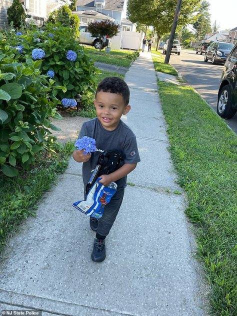 Cops had sent out a widely disseminated Amber Alert on Friday, which was cancelled after the boy was found