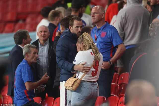 Gareth Southgate's men lost the clash on penalties at Wembley on Sunday, extending the Three Lions' 55 years of hurt with Marcus Rashford, Jadon Sancho and Bukayo Saka missing from 12 yards like their manager in 1996