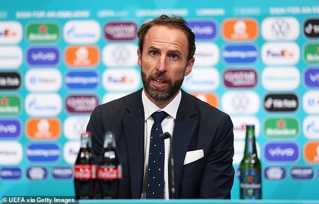 Gareth Southgate says he will stay in his role as England manager for the 2022 World Cup