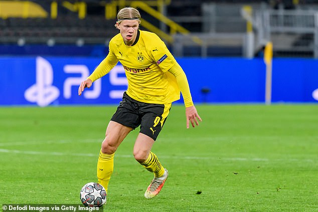 Chelsea are reportedly preparing a 'big offer' for Borussia Dortmund star Erling Haaland