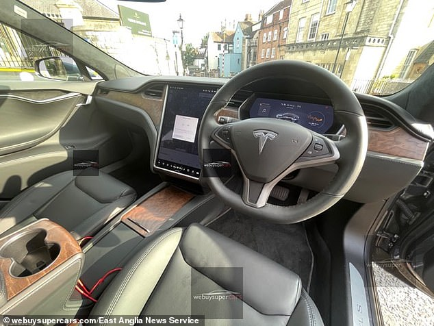 Charles who has championed environmental concerns for decades reportedly first had a test drive in a Tesla in 2016 on his Scottish estate in Ayrshire
