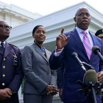Democrat NYC mayoral candidate Eric Adams calls himself the 'Biden of Brooklyn' at White House visit 💥👩💥