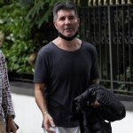 Simon Cowell says his £15m mansion 'nearly floated away' in London flash floods 💥👩💥