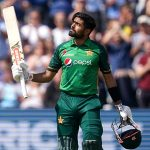 Babar Azam scores 14th ODI hundred as Pakistan set England 332 runs to win at Edgbaston 💥👩💥