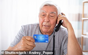 Some 89 per cent of over-65s say they are confident in taking suspicious calls