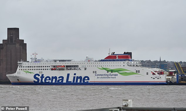 Mr Su had demanded a free ticket on a Stena Line ferry on the asserted basis that he was good friends with the owner of the company