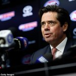 AFL club Geelong under strict WA protocols 💥👩💥