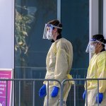Fears South Australia's latest Covid patient caught virus from another guest at Adelaide medi-hotel 💥👩💥