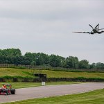 F1 driver Max Verstappen shows he can outrun a 400mph SPITFIRE in a series of challenges 💥👩💥