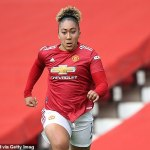 Lauren James completes her move to Chelsea from Manchester United in a deal worth up to £200,000 💥👩💥