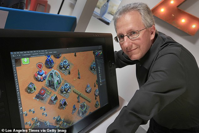 Pictured Mike Verdu, who has been hired by Netflix tolead the company's expansion into video games